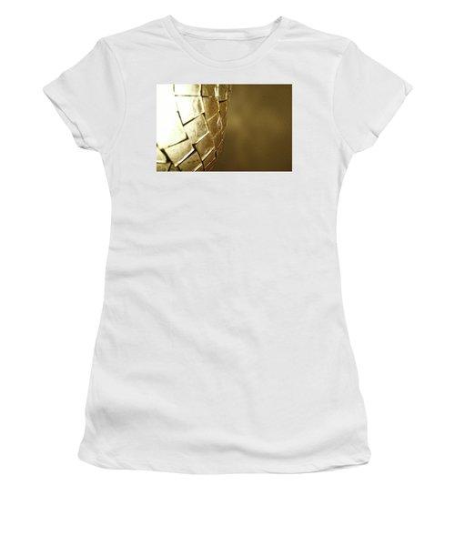 Women's T-Shirt featuring the photograph Golden Light by Robert Knight