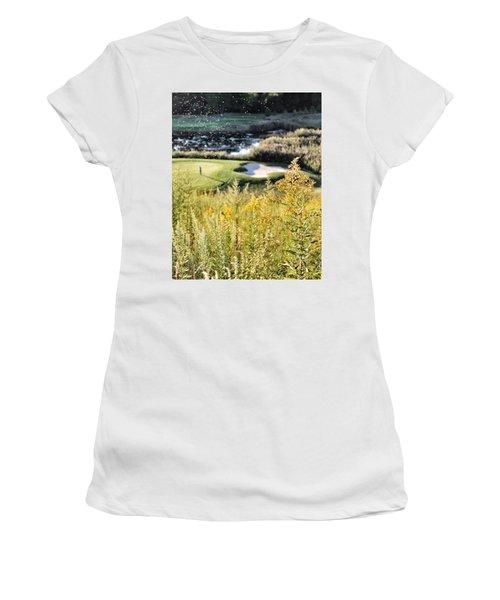 Golf - Green Peace Women's T-Shirt