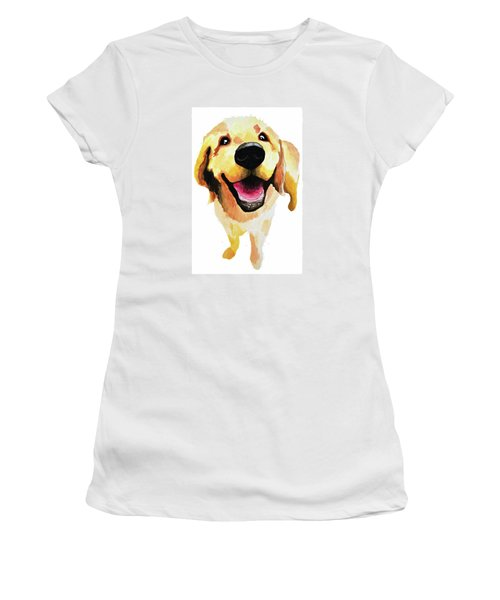 Good Boy Women's T-Shirt (Athletic Fit)
