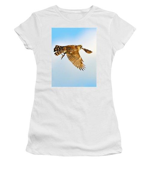 Good Hawk Hunting Women's T-Shirt