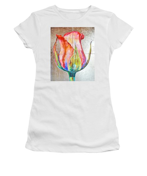 Graceful Love Women's T-Shirt (Athletic Fit)