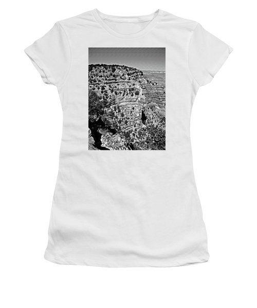 Grand Canyon No. 7-2 Women's T-Shirt (Athletic Fit)