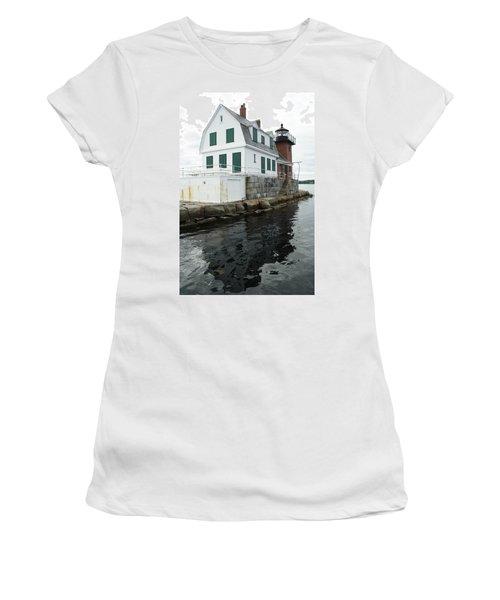 Grandfathers Lighthouse Women's T-Shirt