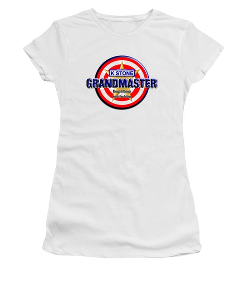 Grandmaster Version 2 Women's T-Shirt (Athletic Fit)