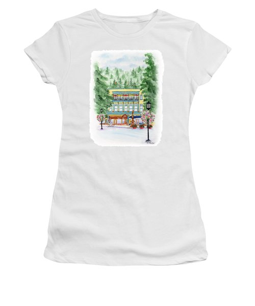 Granite On The Plaza Women's T-Shirt