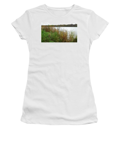 Grassy Bank Women's T-Shirt