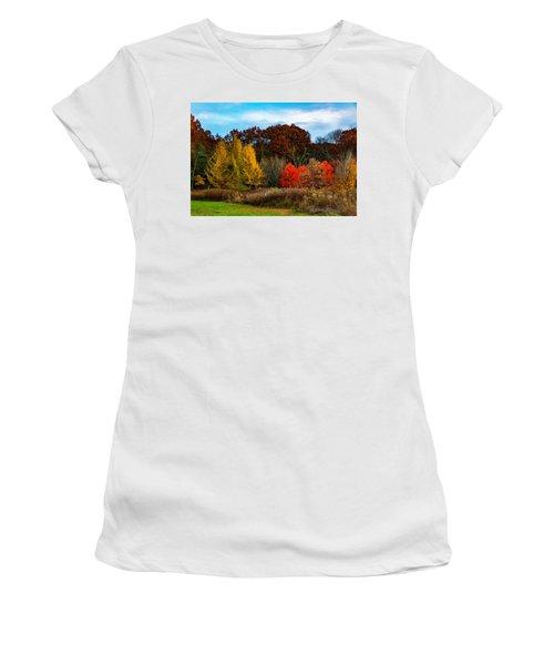 Great Brook Farm Autumn Women's T-Shirt