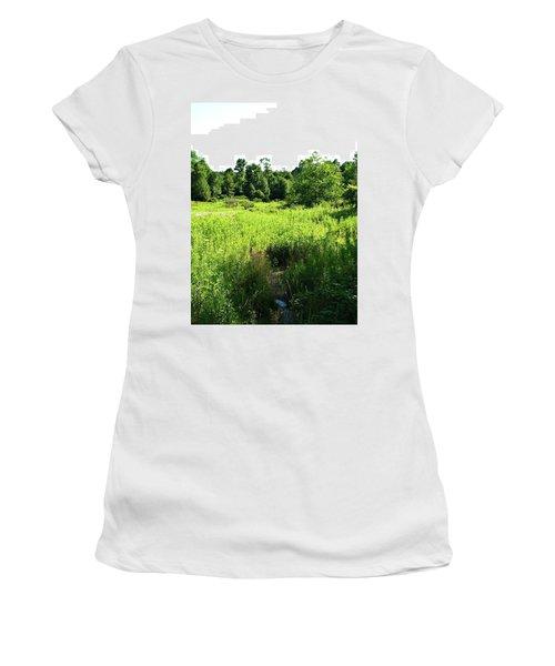 Green Meadow Women's T-Shirt