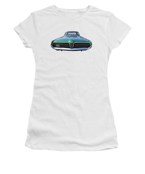 Green With Envy - 68 Mercury Women's T-Shirt