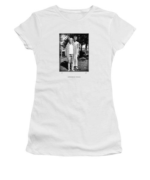 Greenbush Tough Women's T-Shirt (Athletic Fit)