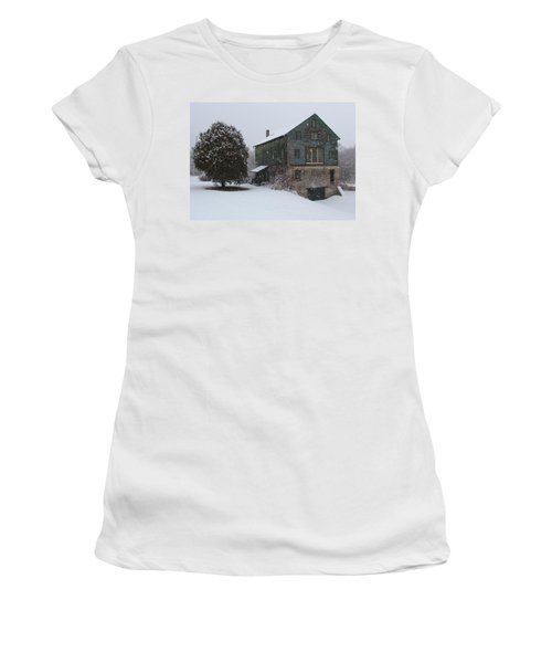 Grist Mill Of Port Hope Women's T-Shirt (Athletic Fit)