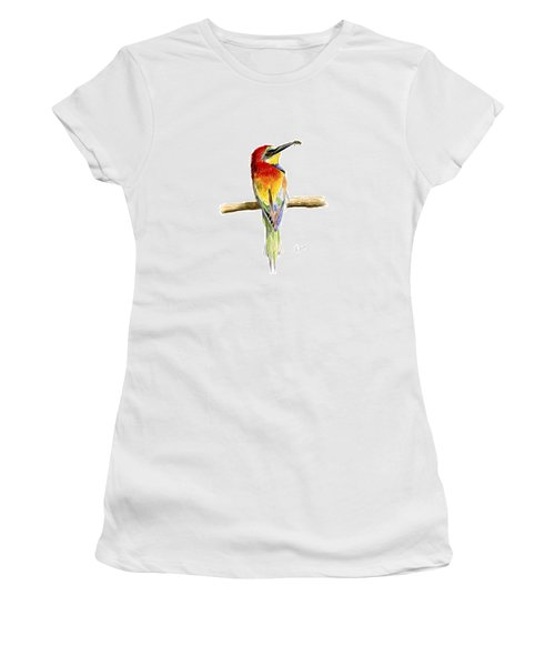 Gruccione  - Bee Eater - Merops Apiaster Women's T-Shirt