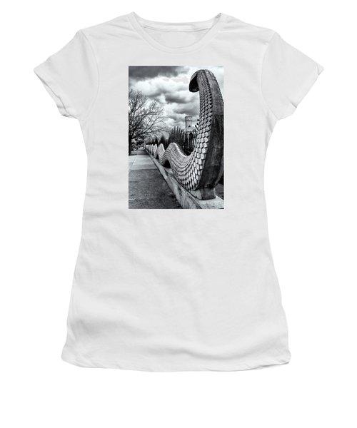 Guading The Castle Women's T-Shirt