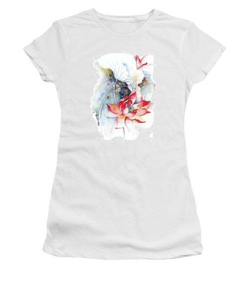 Guarding The Secret Passage Women's T-Shirt (Junior Cut) by Anna Ewa Miarczynska
