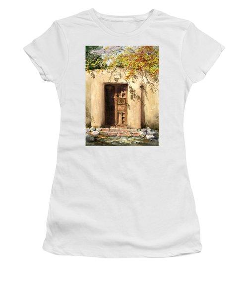 Hacienda Gate Women's T-Shirt (Athletic Fit)