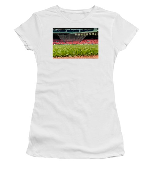 Hallowed Ground Women's T-Shirt (Athletic Fit)