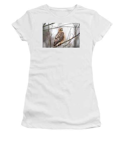Hals Nicitating Membrane Women's T-Shirt