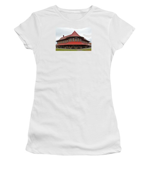 Hamlet Train Station Women's T-Shirt