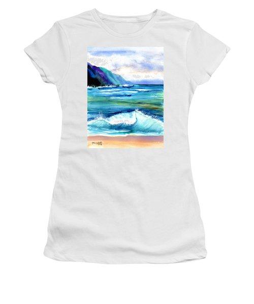 Hanalei Sea Women's T-Shirt