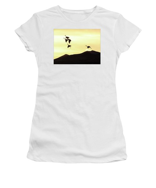 Hang Time Women's T-Shirt