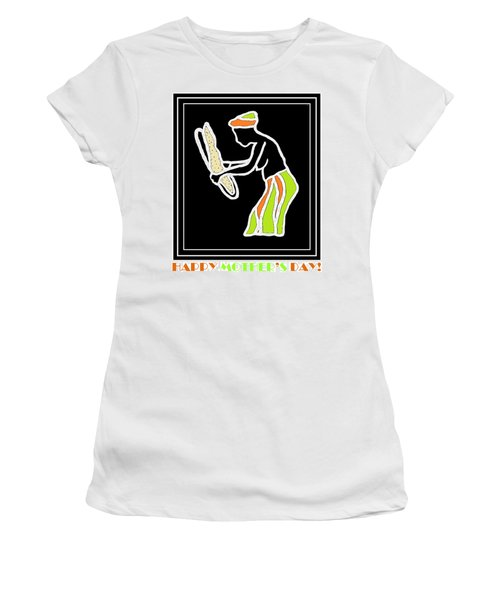 Happy Mother's Day 5 Women's T-Shirt (Athletic Fit)