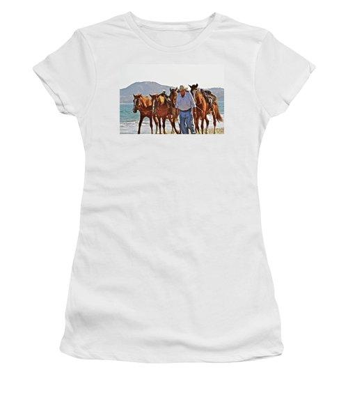 Hardworking Man Women's T-Shirt