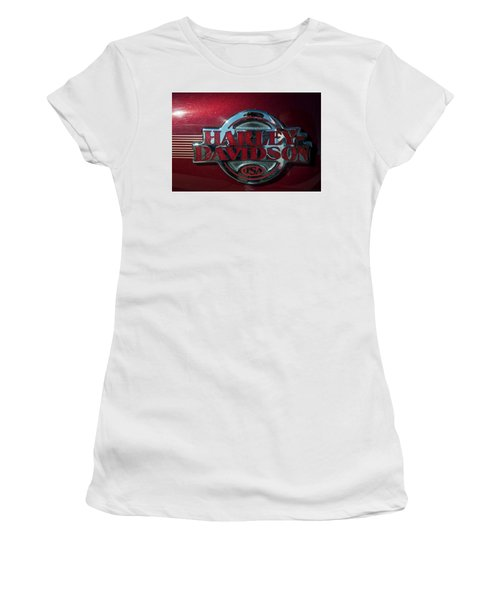 Harley Davidson 12 Women's T-Shirt (Athletic Fit)