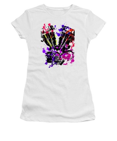 Harley Davidson Pop Art 3 Women's T-Shirt