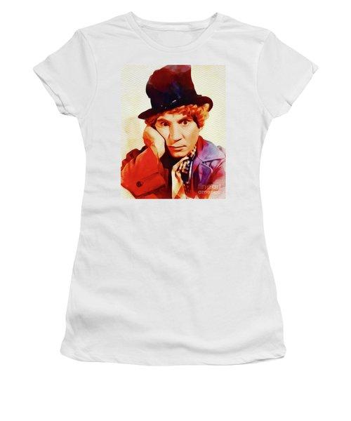 Harpo Marx, Hollywood Legend Women's T-Shirt