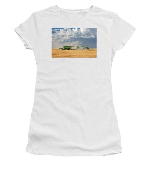 Harvest Clouds Women's T-Shirt