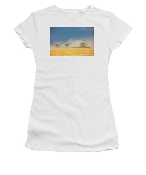 Harvest In Dust Women's T-Shirt