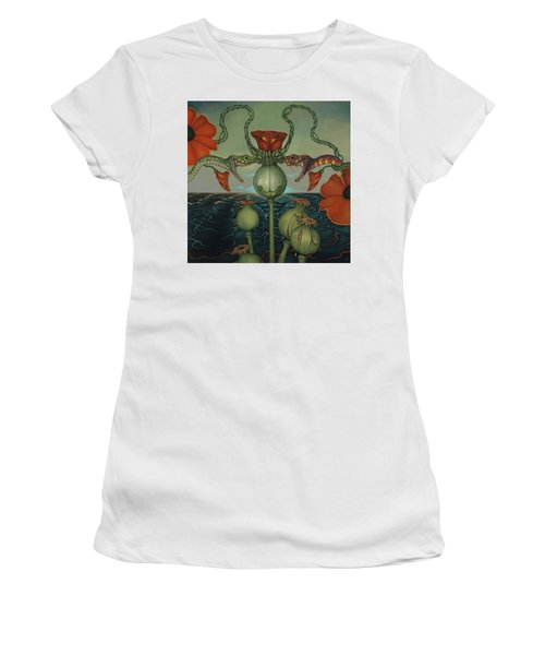 Harvesters Women's T-Shirt (Junior Cut)