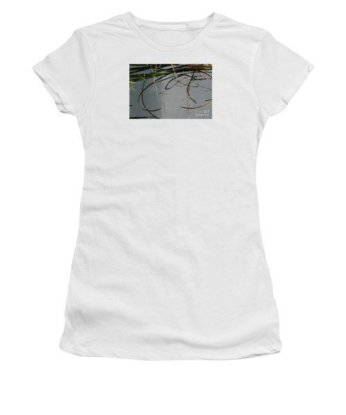 Women's T-Shirt (Junior Cut) featuring the photograph Have A Great Day by Brian Boyle