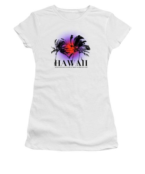 Hawaiian Sunrise Women's T-Shirt