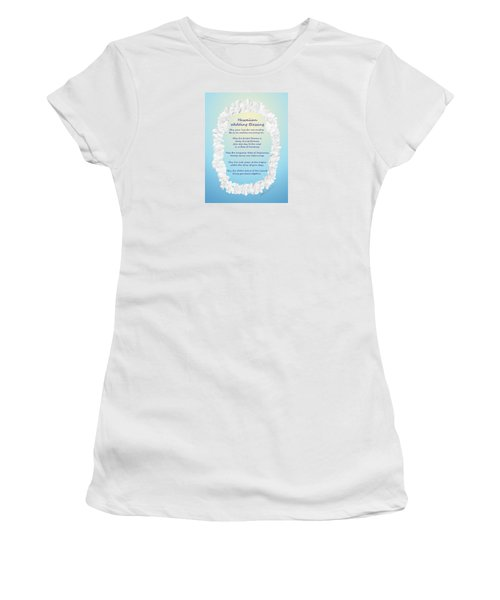 Hawaiian Wedding Blessing Women's T-Shirt