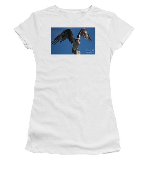 Hawk Wings Women's T-Shirt