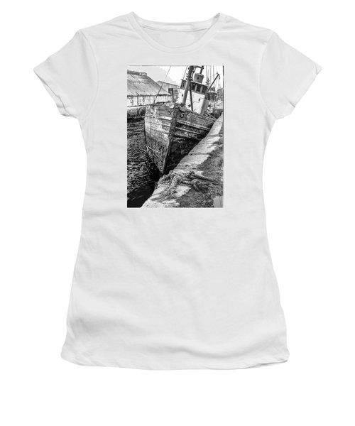 Hawser Not Needed Women's T-Shirt (Junior Cut) by Jeffrey Jensen