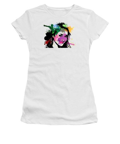 Hayden Panettiere Pop Art Women's T-Shirt