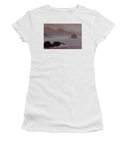 Haystack Rock Women's T-Shirt