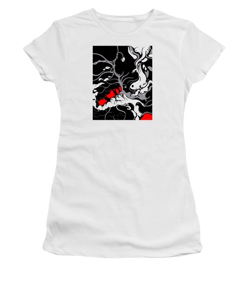 Head Case Women's T-Shirt (Athletic Fit)