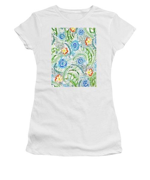 Healing Garden Women's T-Shirt