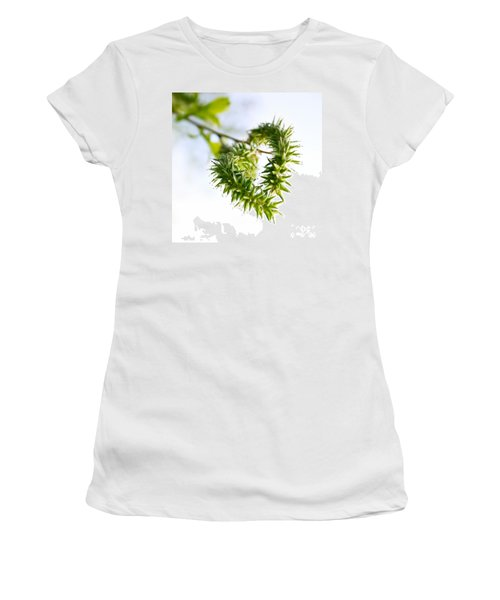 Heart In Nature Women's T-Shirt (Athletic Fit)