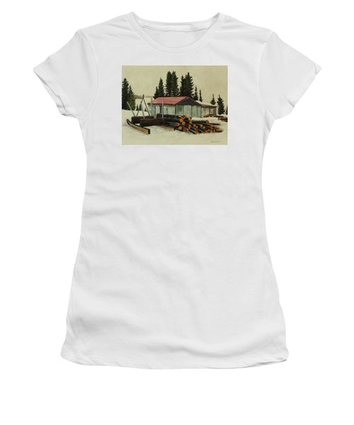Heating Women's T-Shirt