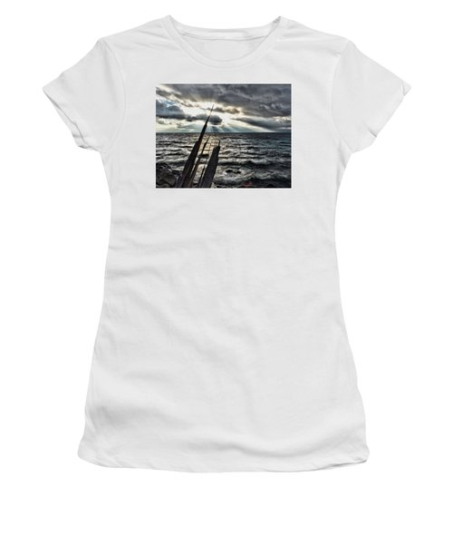 Heavenly Beams Women's T-Shirt