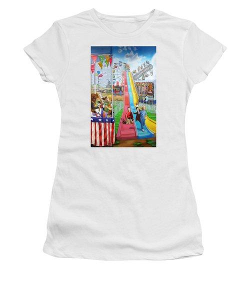 Hecksher Park Fair Women's T-Shirt