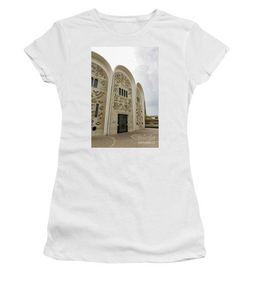 Heichal Yehuda Synagogue, Tel Aviv, Israel 2 Women's T-Shirt