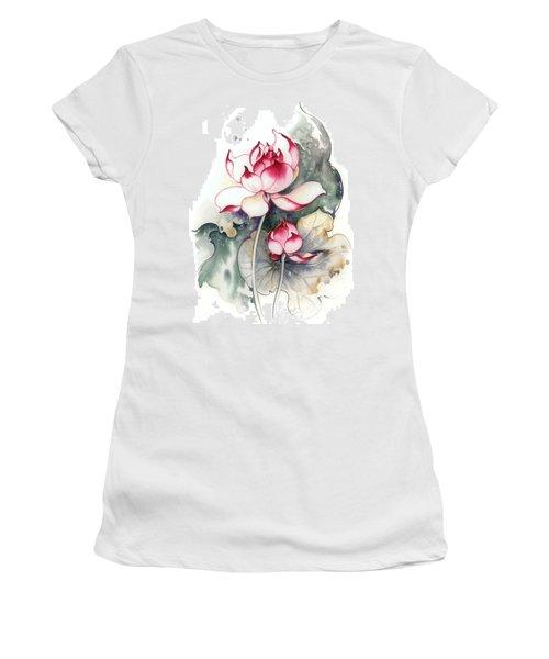 Heir To The Throne Women's T-Shirt (Junior Cut) by Anna Ewa Miarczynska