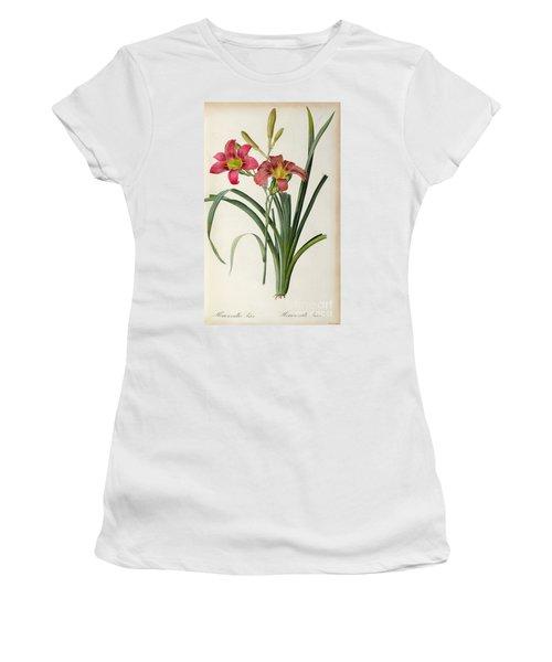 Hemerocallis Fulva Women's T-Shirt