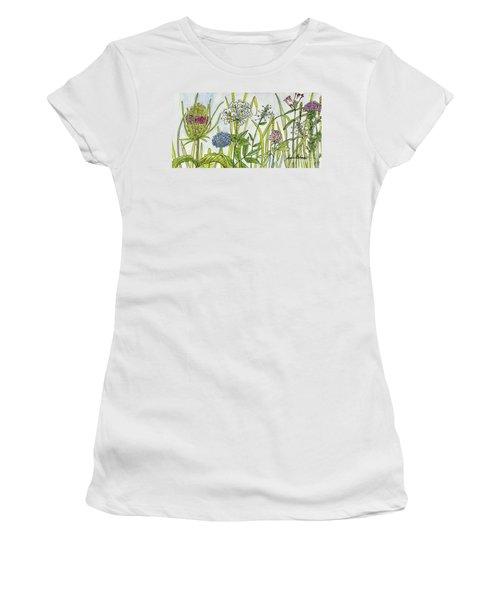Herbs And Flowers Women's T-Shirt