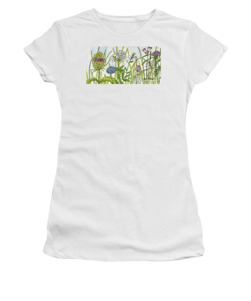 Herbs And Flowers Women's T-Shirt